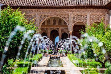 Alhambra -Andalusia Tour - Spain Muslim Tour