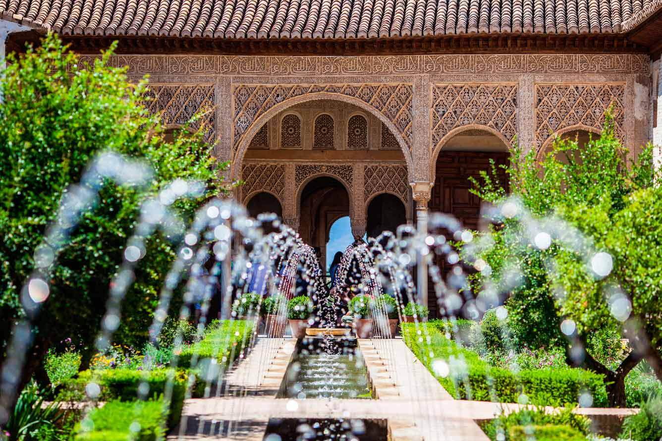 el granada muslim Granada city guide for muslim travelers to plan your next trip find out what to see, where to shop, where to find halal food and where to find mosques share your.
