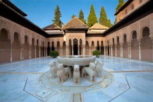 Alhambra Palace Granada Muslim Tour Ilimtour Muslim Travels
