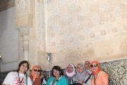 Alhambra Tour - Muslim Travelers - Granada Andalusia
