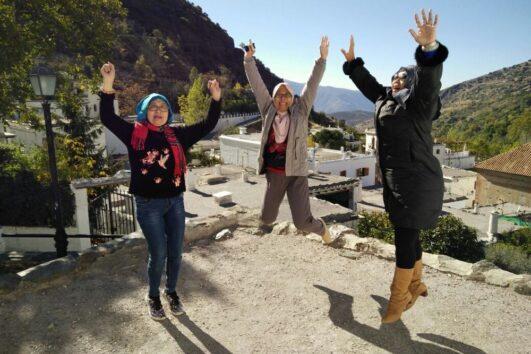 Alpujarras Muslim Tour - Granada Andalusia - Muslim Travelers - Halal Tourism - Ilimtour Muslim Travels