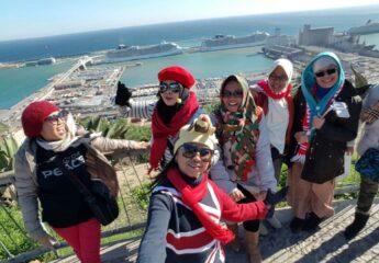 Barcelona - Muslim Travelers - Muslim Tour Morocco & Spain - Halal Tour -llimtour Travels