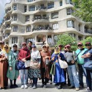 Gaudi House Barcelona Spain Muslim Tour - Gaudi House - Ilimtour Travels