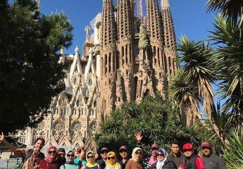 Barcelona Spain Muslim Tour - Ilimtour Travels