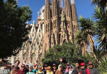 Barcelona Spain Muslim Tour - Ilimtour Travels