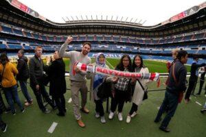 Bernabeu-Stadium-Madrid-Andalusia-Muslim-Tour-Halal-Tourism-llimtour