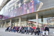 Camp Nou Barcelona - Spain Halal Tour -llimtour Muslim Travels