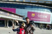 Camp Nou Barcelona - Spain Muslim Tour -llimtour Muslim Travels