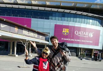 Camp Nou Barcelona - Spain Muslim Tour -llimtour Muslim Travels