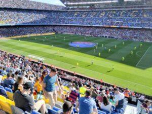 Camp Nou - Barcelona Tour - Muslim Travelers - Ilimtour
