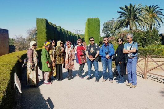 Granada for Muslim Travelers Andalusia Tour ilimtour travels - IlimTours