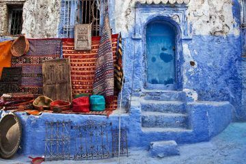 Morocco Muslim Tour - Ilimtour European Muslim Travels