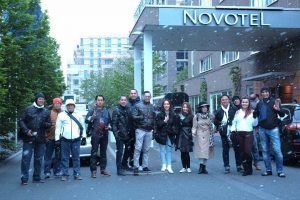Novotel Madrid - European Muslim Tours -IlimTour