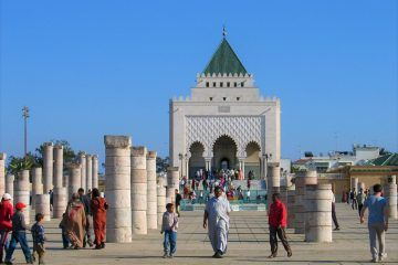 Rabat Tour - Morocco and Spain Muslim Tour - Ilimtour Travels