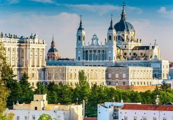 Royal Palace Madrid Tour - Portugal and Spain Muslim Tour - Ilimtour Travels