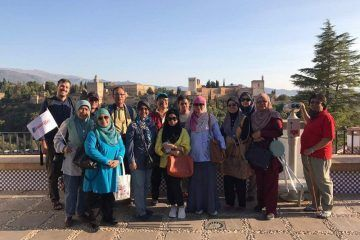 San Nicolas Viewpoint Granada Andalusia Muslim Tour - ilimtour travels Spain.jpg
