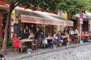 Sevilla - Andalusia Muslim Tour - Ilimtour