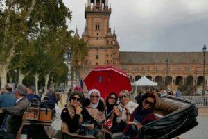 Seville Tour - Andalusia Muslim Tour - Muslim Travelers - Ilimtour Muslim Travels