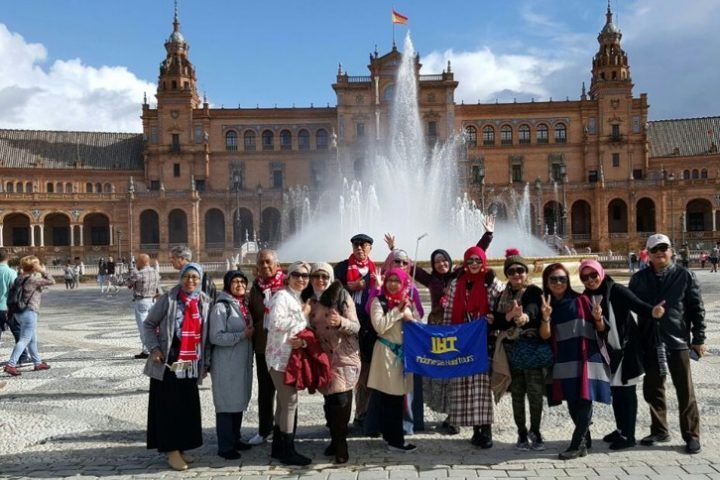 Spain Muslim Tour - Muslim Travelers - Spain Muslim Friendly - Ilimtour