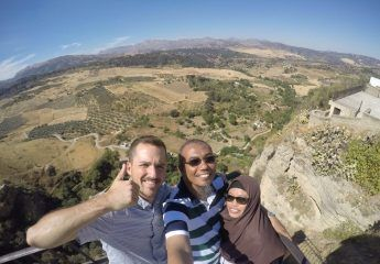 The Alpujarras Views Granada - Andalusia Muslim Travelers - Halal Tourism - Ilimtour Muslim Travels