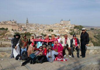 Toledo View Point - Spain Muslim Tour - Ilimtour European Muslim Travels
