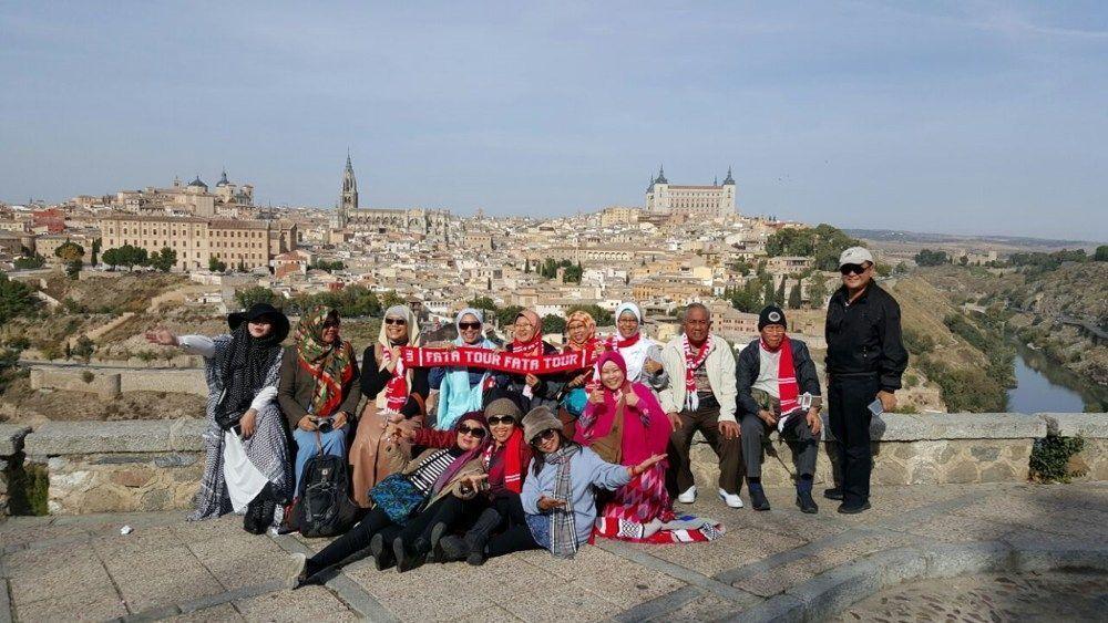 Tours In Toledo Spain