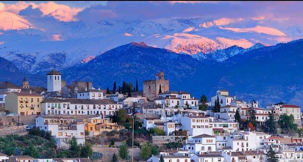Albayzin and Sierra Nevada Granada Tour