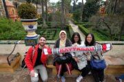 Alhambra Muslim Tour - Granada - Andalusia Muslim Travelers - Halal Tourism - Ilimtour Muslim Travels