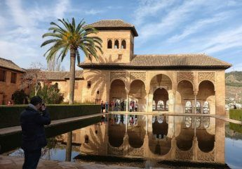 Alhambra Palace Tour - Halal Tours - Ilimtour Muslim Travels