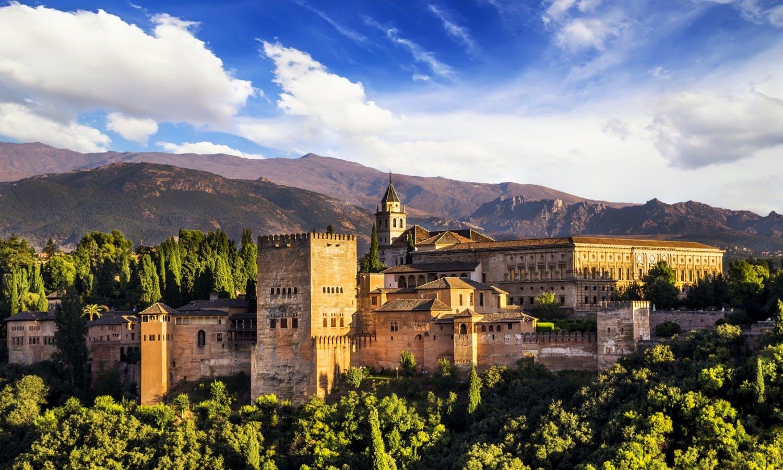 Alhambra Tour Granada Islamic Heritage