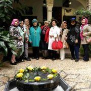 Beautiful garden Andalusia Tour for Muslim Travelers - Ilimtour