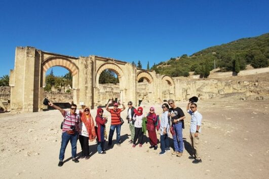 Cordoba Muslim Tour Andalusia Spain ilimtour Travels