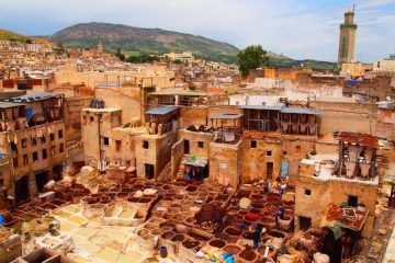 Fes Tour - Morocco and Spain Muslim Tour - Ilimtour Travels