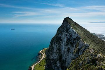 Gibraltar Rock-Muslim Tour Morocco Spain-Yabal Tariq-islamic history Spain-ilimtour