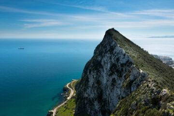 Gibraltar Rock-Muslim Tour Morocco Spain-Yabal Tariq-islamic history Spain-ilimtour