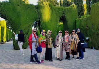Granada for Muslim Travelers Andalusia Tour ilimtour travel