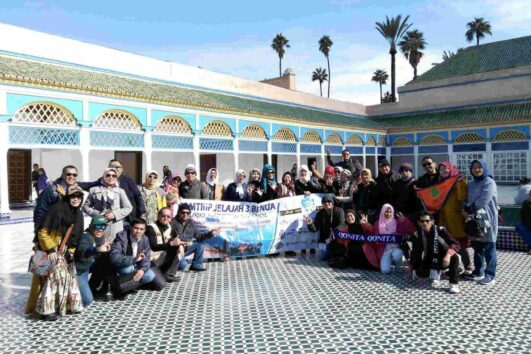 Morocco and Spain Muslim Travel