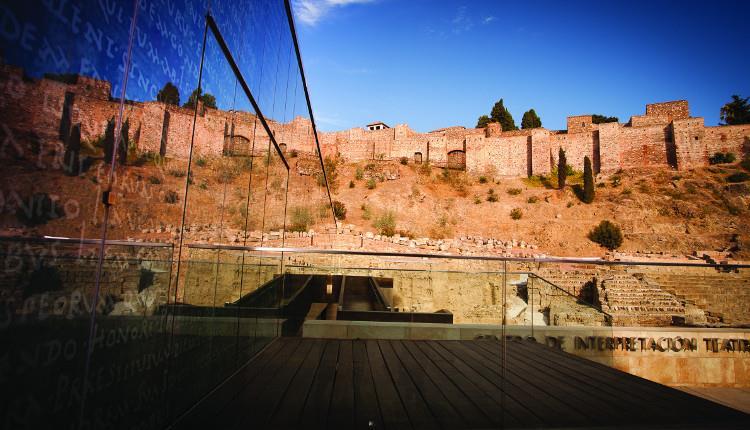 Roman Theatre Malaga - Spain Halal Tour