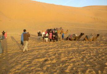 Sahara desert-Merzouga-Camel ride-Morocco Muslim tour-Indonesian Guide-ilimtour
