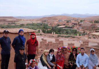 Sahara desert-ouarzazate-Morocco Muslim tour-Indonesian Guide-Morocco Spain islamic Tour-ilimtour