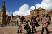 Seville Muslim Tour - Andalusia - Muslim Travelers - Halal Tourism - Ilimtour Muslim Travels