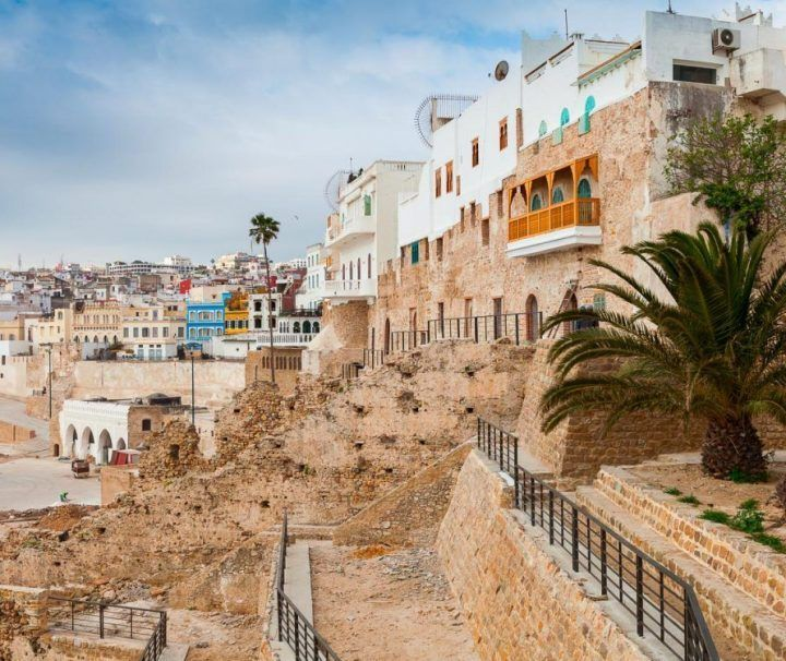Tanger - Morocco and Spain Muslim Tour - Ilimtour Travels