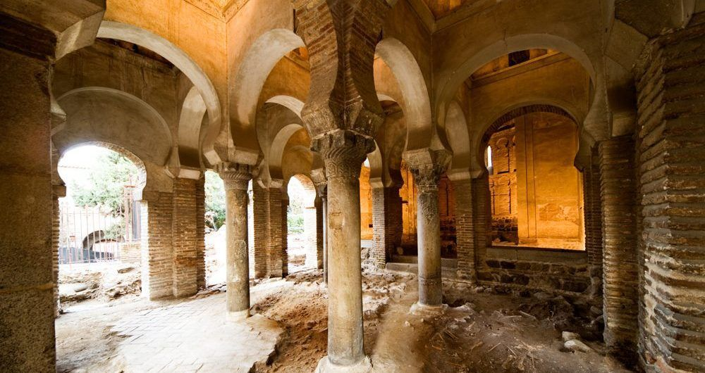 Toledo Mosque of Bab Al Mardum (Cristo de la luz)