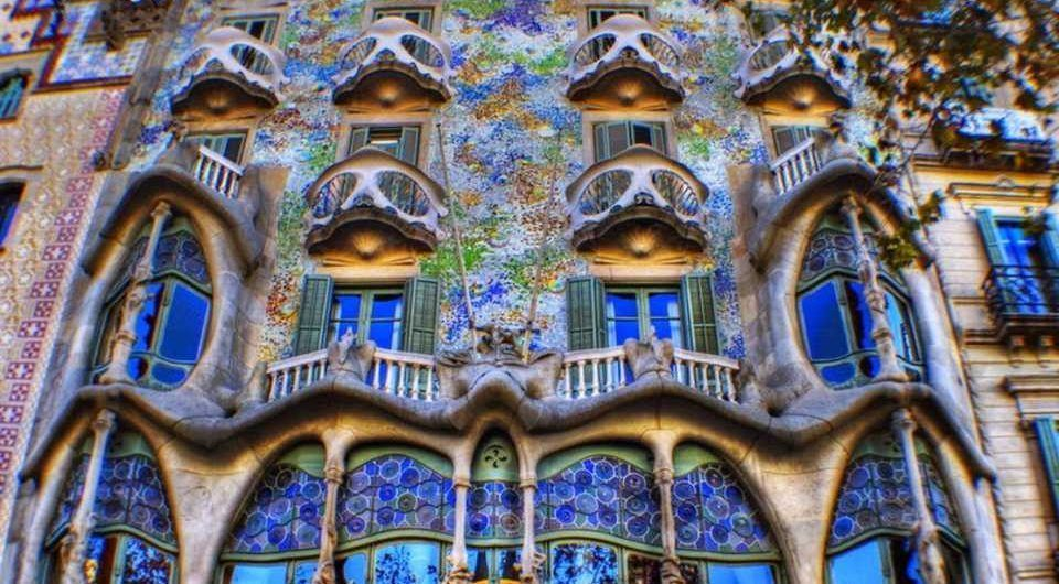 Casa Batlo Barcelona Halal Friendly Travel - European Muslim Travel - IlimTour