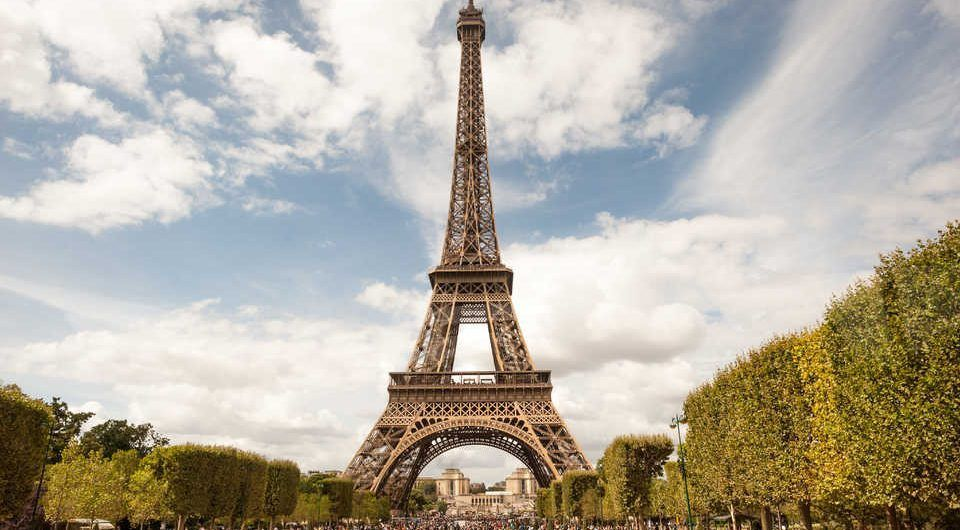 Eiffel Tower Paris Muslim Tour