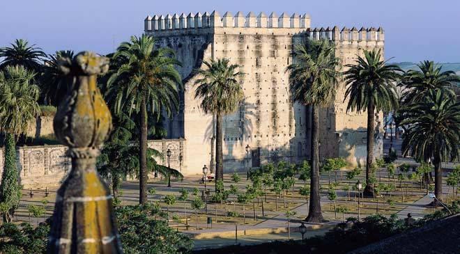 Jerez Arab Fortress Alcazaba Muslim Tour