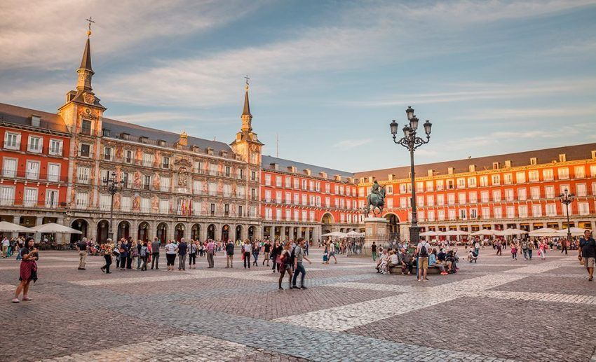 Plaza Mayor Madrid Halal Travel - European Muslim Travel - IlimTour