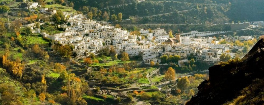 Alpujarras Tour White Villages Andalusia Spain