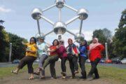 Atomium Brussels Europe Private Muslim Tour