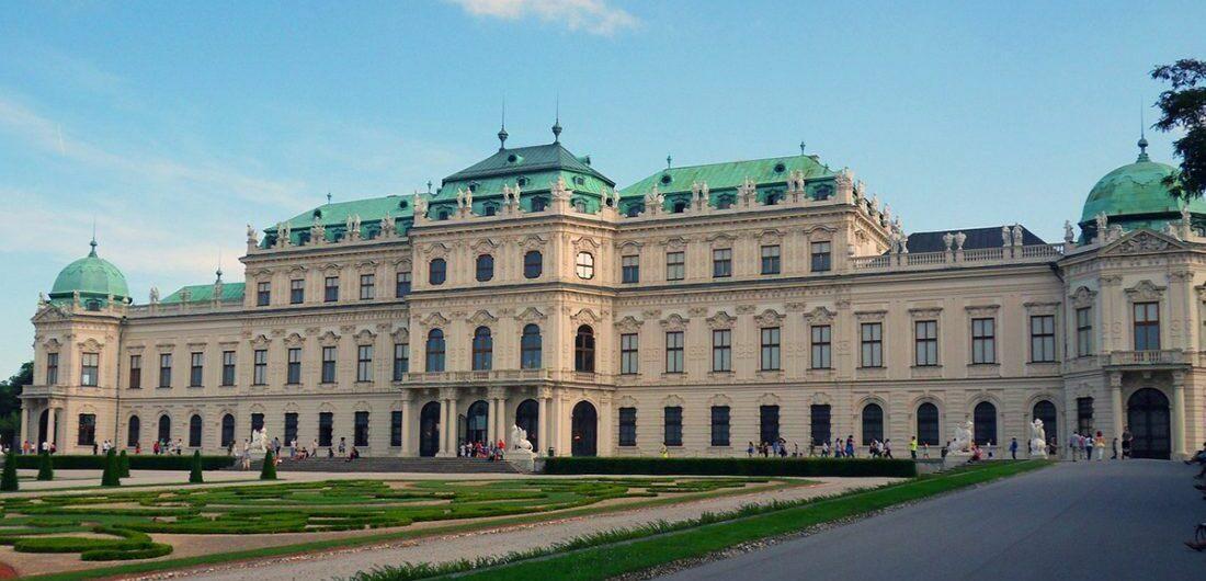 Belvedere Castle Vienna Tour for Muslim Traveler